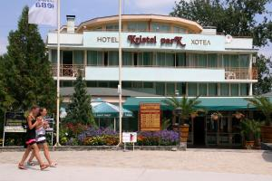 Hotel Kristel Park - All Inclusive Light, Hotel  Kranevo - big - 1