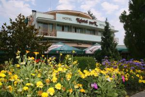 Hotel Kristel Park - All Inclusive Light, Hotel  Kranevo - big - 17