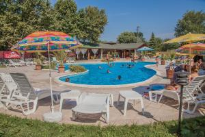 Hotel Kristel Park - All Inclusive Light, Hotel  Kranevo - big - 13