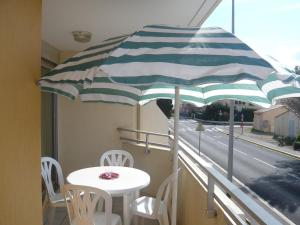 Apartment Les Cigalines, Apartmány  Narbonne-Plage - big - 5