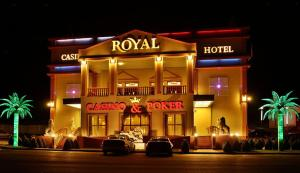 Albergues - Hotel und Casino Royal Admiral