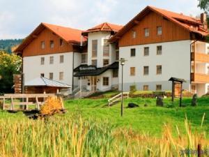 Arberresidenz Aparthotel garni - Hotel - Bayerisch Eisenstein