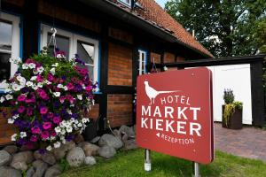 Hotel Marktkieker, Hotel  Großburgwedel - big - 62