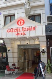 Отель Guzel Izmir Hotel, Измир