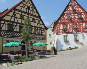 Hotel-Restaurant Stern - Abtswind