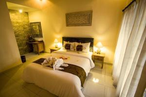 Umah Dajane Guest House, Penziony  Ubud - big - 18