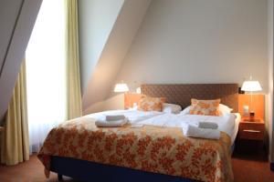 Mercure Hotel & Residenz Berlin Checkpoint Charlie, Hotely  Berlín - big - 73