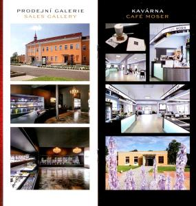 Villa Anastazis - Penzion Eden, Guest houses  Karlovy Vary - big - 160