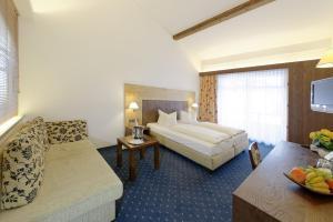 Hotel Alte Post, Hotely  Oberammergau - big - 14