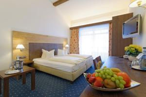 Hotel Alte Post, Hotely  Oberammergau - big - 15