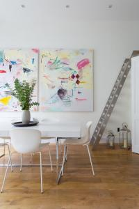 onefinestay - South Kensington private homes III, Апартаменты  Лондон - big - 129
