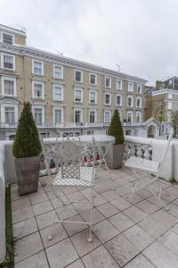 onefinestay - South Kensington private homes III, Апартаменты  Лондон - big - 124