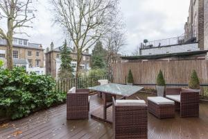 onefinestay - South Kensington private homes III, Апартаменты  Лондон - big - 164
