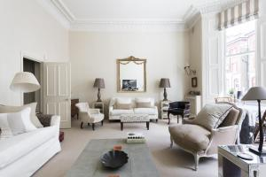 onefinestay - South Kensington private homes III, Апартаменты  Лондон - big - 162