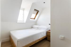 onefinestay - South Kensington private homes III, Апартаменты  Лондон - big - 105