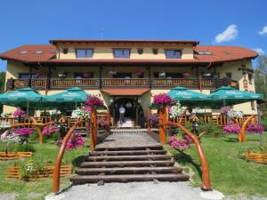 Auberges de jeunesse - Erdelyi Gonduzo Pension Restaurant