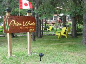 Avian Woods - Accommodation - Bobcaygeon