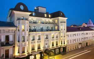 喀山市中心希尔顿逸林酒店