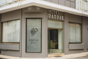 Hostales Baratos - Hotel Pappas