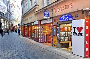 Ritchie's Hostel & Hotel - Praga