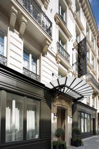 Location gîte, chambres d'hotes Hotel Monge dans le département Paris 75