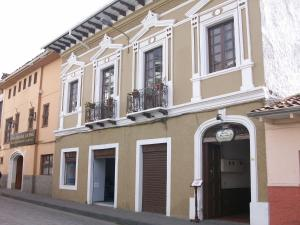 Casa Macondo Bed & Breakfast, B&B (nocľahy s raňajkami)  Cuenca - big - 93