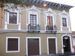 Casa Macondo Bed & Breakfast, B&B (nocľahy s raňajkami)  Cuenca - big - 90