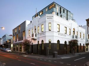 The Station Greville Street Pad