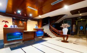 Hotel Aura, Отели  Нью-Дели - big - 114