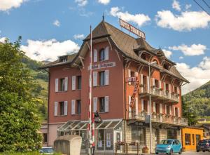 Hôtel Terminus - Orsières