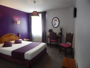 Hotel Restaurant Le Cygne, Szállodák  Conches-en-Ouche - big - 3