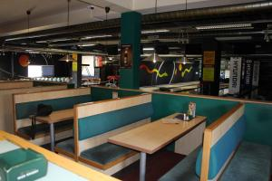 Albergues - Penzion Raketa Bowling