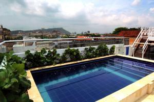 Casa Villa Colonial By Akel Hotels, Hotely  Cartagena de Indias - big - 25