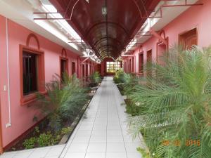 Hotel Brial Plaza, Hotel  Managua - big - 61
