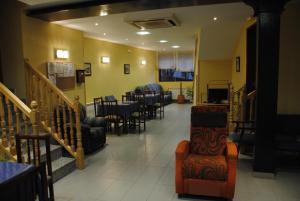Hotel Alegría, Hotels  Baños de Montemayor - big - 25