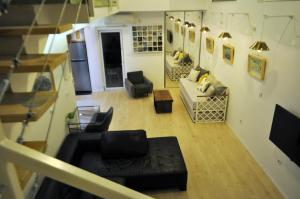 Apartments Rux de Luxe, Apartmány  Bar - big - 40