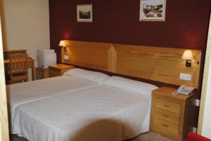 Hotel Alegría, Hotels  Baños de Montemayor - big - 2