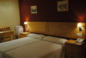 Hotel Alegría, Hotels  Baños de Montemayor - big - 9