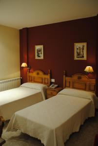 Hotel Alegría, Hotels  Baños de Montemayor - big - 12