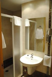 Hotel Alegría, Hotels  Baños de Montemayor - big - 7