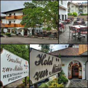 Gasthof zur Mühle, Hotely  Ora/Auer - big - 21