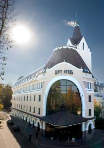 Boutique Art Hotel, Hotels  Voronezh - big - 1