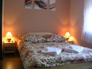 Accommodation in Mizerna