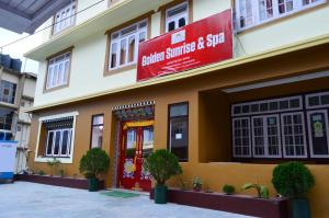 Hotel Golden Sunrise & Spa, Hotels  Pelling - big - 26