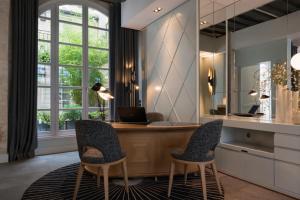Millésime Hôtel, Hotely  Paříž - big - 26