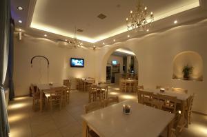 Makis Place, Апарт-отели  Тоурлос - big - 50