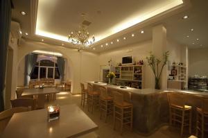 Makis Place, Апарт-отели  Тоурлос - big - 37