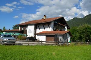 Alpchalet Schwanstein - Buching