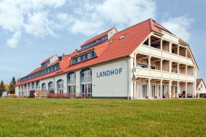 Landhof Usedom App. 401 - Gummlin