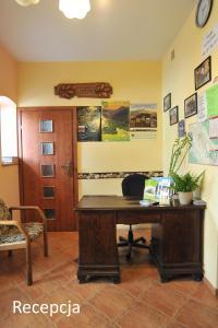 Villa Dom Julii, Villas  Sanok - big - 33